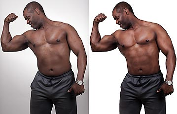 Body Photo Editing - Six Pack, Abs, Muscles